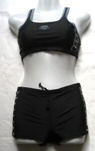 arena-Maedchen-Damen-Bikini-Tankini-Leonard-Gr-36-Black-Grey-Blue-2431751