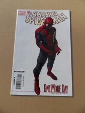 Amazing Spider-Man 544 . M.Djurdjevic Variant Cover . Marvel 2008 . VF +
