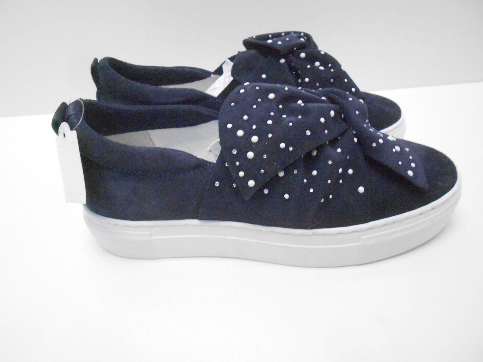 5 TH Avenue Damen Schuhe Slipper  Blau Größe 38 (2959)
