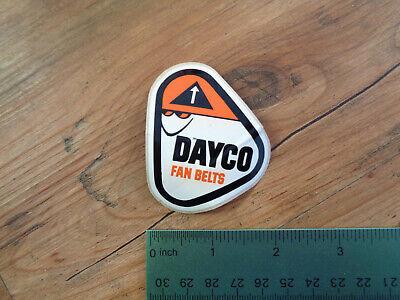NASCAR Dayco Fan Belts Sticker Racing Sticker Hot Rod