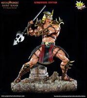 Pop Culture Shock Mortal Kombat Shao Kahn Exclusive Statue 150 Es