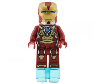Lego Iron Man with Heart Breaker Armor 76008 Super Heroes ...