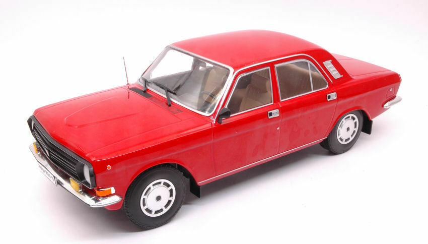 Volga M24-10 Red 1 18 Model MODELCARGROUP