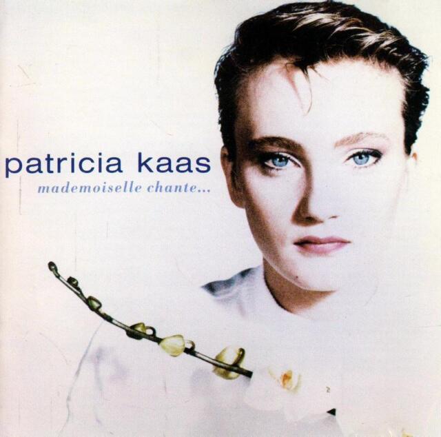 CD audio.../...PATRICIA KAAS.../...MADEMOISELLE CHANTE.....