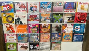 COMPILATION-LOTTO-33-CD