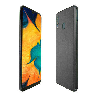 Skinomi Acero Pulido Piel Cubierta Para Samsung Galaxy A20 SM A205G DS [] | eBay