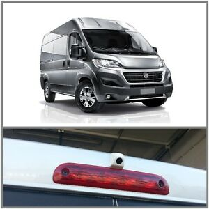 r ckfahrkamera fiat ducato 180 aluminium das original. Black Bedroom Furniture Sets. Home Design Ideas