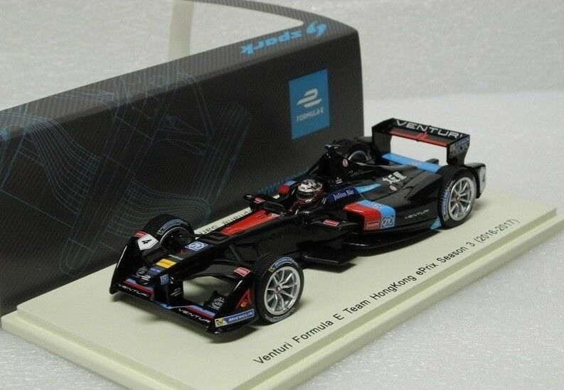 Venturi Formula E Team No.4 Hong Kong - Season 3 (2016-2017) Spark Model S5904