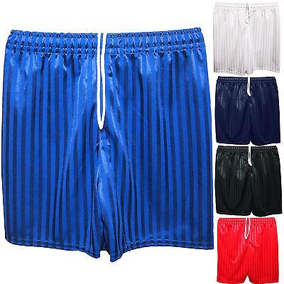 NEW Kids Girls Boys Unisex PE SCHOOL Shadow Stripe Shorts ~ GYM Wear//Casual Wear