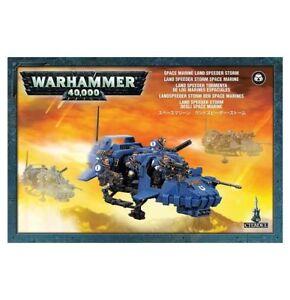 Land-Speeder-Storm-Space-Marine-Warhammer-40K-NIB-Flipside