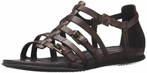 b30a1c941842 Image is loading Ecco-Womens-ECCO-Touch-Strap-Gladiator-Sandal-36-