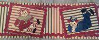 Raggedy Ann And Andy Nursery Prepasted Wall Border Roll