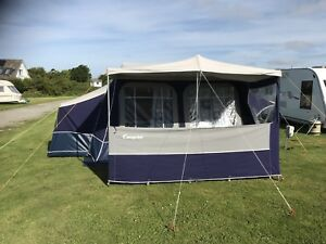 Camp Let Concorde Trailer Tent 2009 For Sale