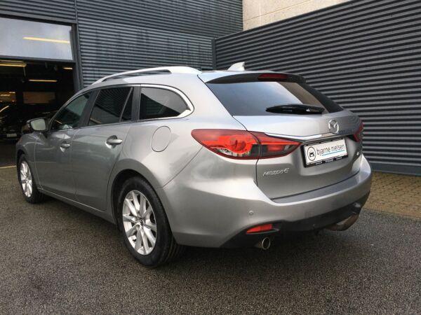 Mazda 6 2,2 Sky-D 150 Vision stc. aut. - billede 2