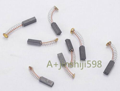 20pcs Milling Machine Cutter Carbon Motor Brush Electro Graphite Part 5*6*17mm