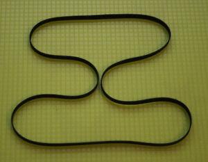 Dual-HS152-HS120-144-oder-HS133-142-Plattenspieler-Antreibs-Riemen-neu