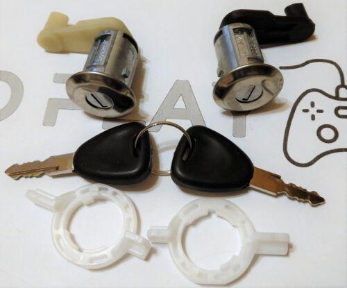 SCENIC MASTER CLIO II MEGANE 2x Schließzylinder mit Schlüssel SATZ