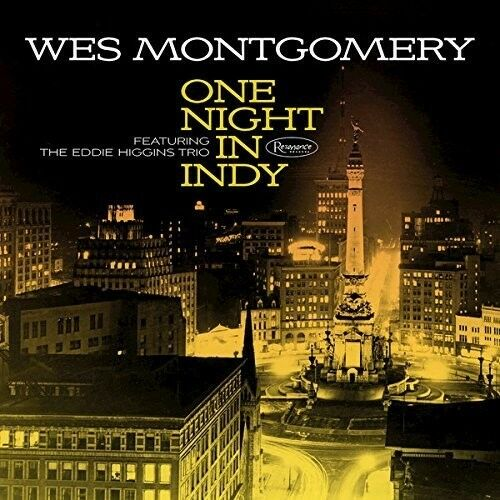 Wes Montgomery - One Night in Indy [New CD]