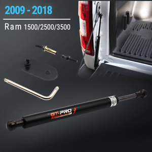 Truck Tailgate Assist Shock Struts /& Front Hood Lift Supports Compatible with Dodge Ram 2500 3500 2010-2017