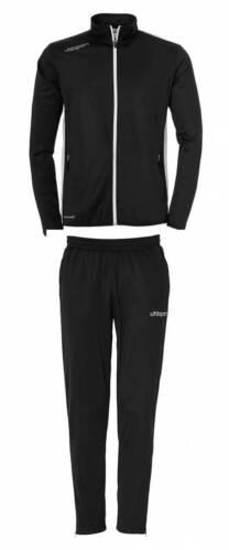 Uhlsport Essential Classic Trainingsanzug schwarz-weiß NEU 81215