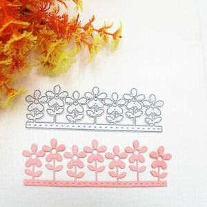 Floret-Cutting-Dies-Stencil-Scrapbooking-Paper-Embossing-Craft-DIY-Die-Cut
