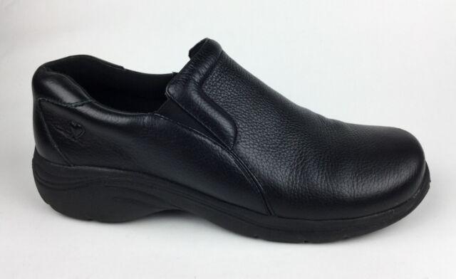 Nurse Mates London Wide Leather Loafers