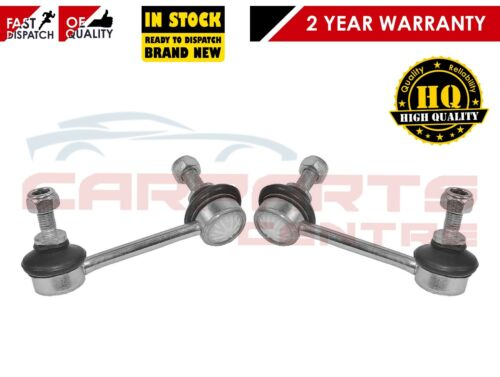 FOR LDV MAXUS 05 FRONT LEFT RIGHT ANTIROLL BAR STABILISER LINK DROP LINKS PAIR