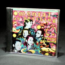 Mental As Anything - Cyclone Raymond - music cd album