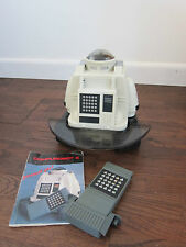 Rare Compurobot II 1980's programmable robot -- very good condition