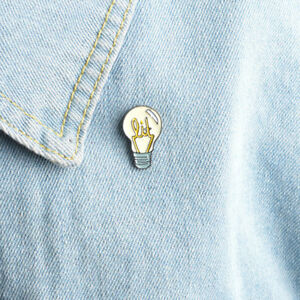 Home & Garden 1pc Cheap Cute Little Cat With Sungalsses Brooch Button Pins Denim Jacket Pin Badge Badge Collar Jewelry Gift For Kids Up-To-Date Styling