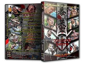 CZW-Wrestling-Tournament-of-Death-13-DVD-Combat-Zone-TOD-2014-Jun-Kasai-Masada