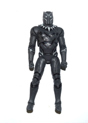 "Marvel Movie Captian American 3 Civil War Black Panther 7/"" Loose Action Figure"