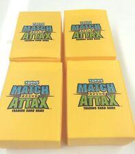 Topps Match Attax Vinyl Semi Rigid 70-card Squad box x 60- Cricket Standard Card