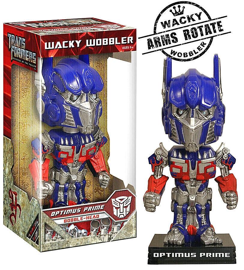 Transformers OPTIMUS PRIME bobble-head PVC 15cm Funko