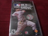 Mlb 09 The Show Psp Factory Sealed Ships Fast Cl