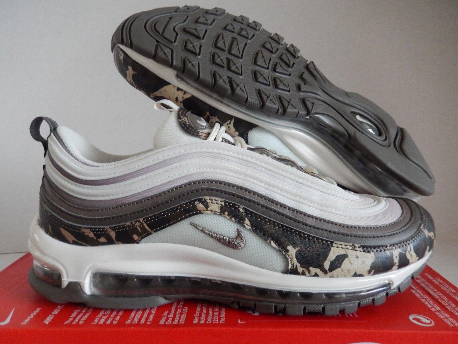 Wmns Nike Air Max 97 Premium Ridgerock-Visón Marrón    camuflaje  Talla 10  descuento