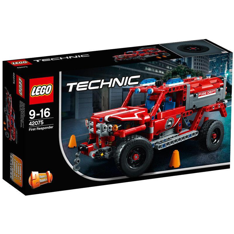 Lego Technic First Responder 42075 42075 42075 NEW 0cea8e