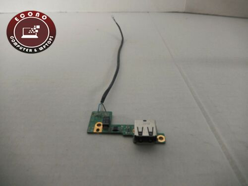 HP PAVILION DV9000 DV9825nr USB Port Board W//Cable DD0AT9THB00 DAAT9TB18E8
