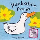 Peekaboo Park! by Pan Macmillan (Board book, 2003)