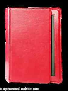 Sena-Florence-Genuine-Leather-Folio-for-iPad-2nd-3rd-4th-Generation-Red