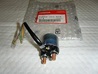 NEW 12V SOLENOID FIT HONDA ATV FOURTRAX FOREMAN 350 1987 35850HA7-71 35850371670