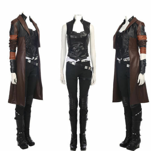 2 Gamora Cosplay Costume Full Set no shoes:12 Details about  /Guardians of the Galaxy Vol