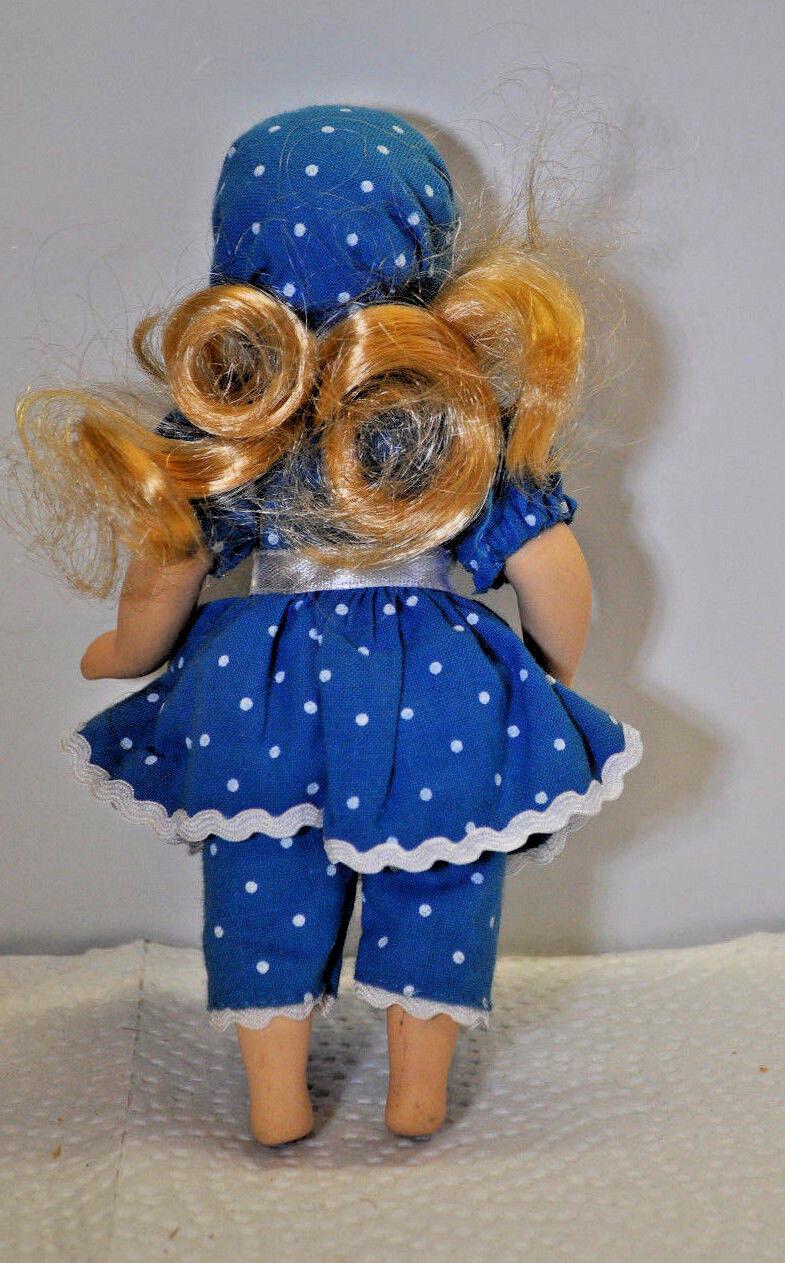 Muñeca de porcelana para muñecas Tube casa de de de muñecas-or 9 e0147e