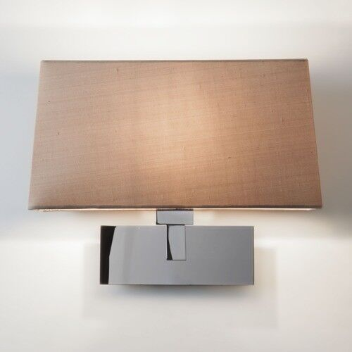 Astro Park Lane Grande Wall Light 0539 Polished Nickel Finish 60W E27 Lamp