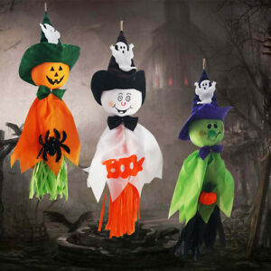 Details About Spooky Halloween Decoration Prop Hotel Party Haunted House  Garden Ghost Decor