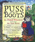 PUSS IN BOOTS by Philip Pullman (Hardback, 2000)