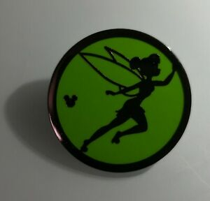 2015-Hidden-Mickey-Character-Silhouettes-Tinker-Bell-Disney-Pin-108550