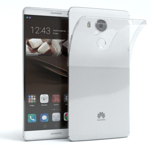 Funda protectora para Huawei mate 8 case de silicona, móvil, funda transparente