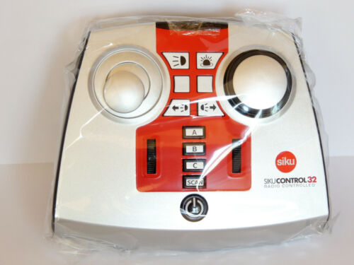 Siku control 32 mando a distancia 6708 nuevo control remoto envío DHL 1-2 días laborables
