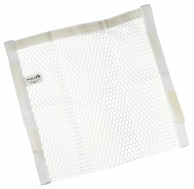 White Household Essentials Polyester Sneaker Wash and Dry Bag